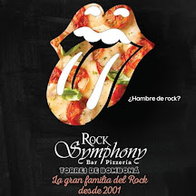 ROCK SYMPHONY BAR . PIZZERÍA
