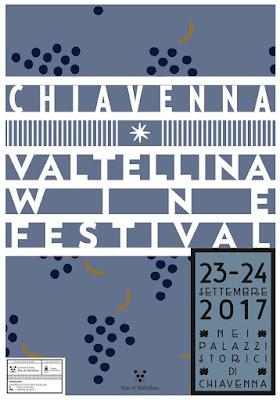 Valtellina Wine Festival  23-24 settembre  Chiavenna (SO)