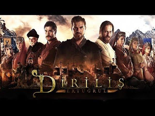 Turkish series Dirilis Ertugrul - Season 4 Episode 101