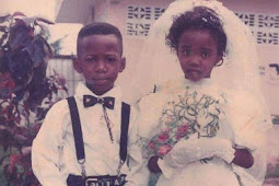 Love Story: Ring bearer and little bride become husband and wife 28 years later