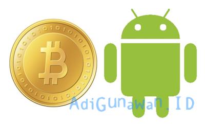aplikasi android pendukung mining bitcoin