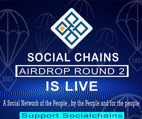 Social Chains Airdrop #2 - Free 8000 SOCT ($8)