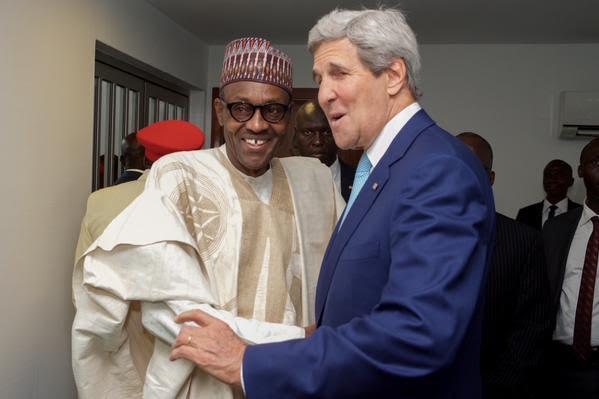 Anti-Corruption War: Corruption Is Fighting Back ~ Buhari Tells John Kery