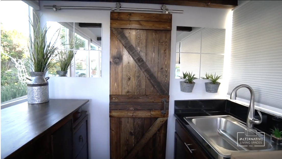 For More Information About This Container Home Or Its Builder, Reach Out To  Alternative Living Spaces Here!