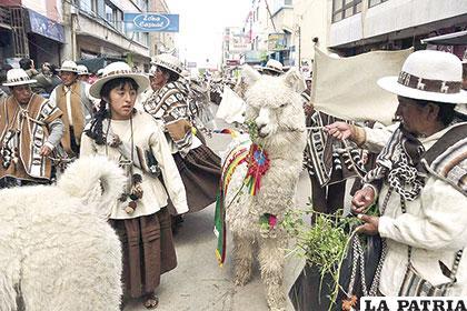 Resultado de imagen de Anata (festividad andina)