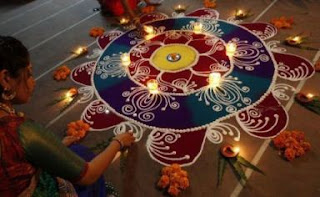 Rangoli Patterns for Diwali 2016