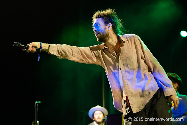 Edward Sharpe and the Magnetic Zeros on the East Stage Fort York Garrison Common September 19, 2015 TURF Toronto Urban Roots Festival Photo by John at One In Ten Words oneintenwords.com toronto indie alternative music blog concert photography pictures