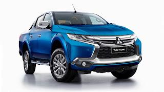 Tampilan Mitsubishi Triton