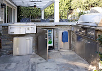 How To Build An Outdoor Kitchen With Metal Studs ...