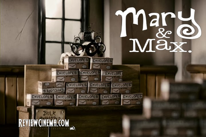 Review Cinema Mary And Max 2009