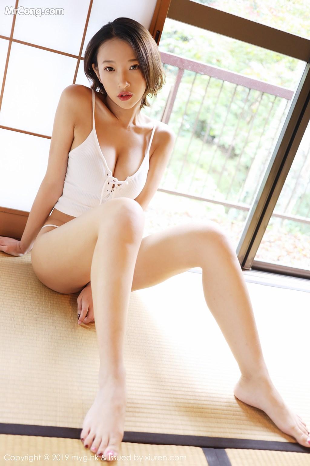 Image MyGirl-Vol.339-Riz-MrCong.com-007 in post MyGirl Vol.339: Người mẫu 栗子Riz (41 ảnh)