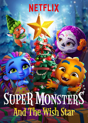 Super Monsters And The Wish Sta 2018 Custom HD Dual Latino