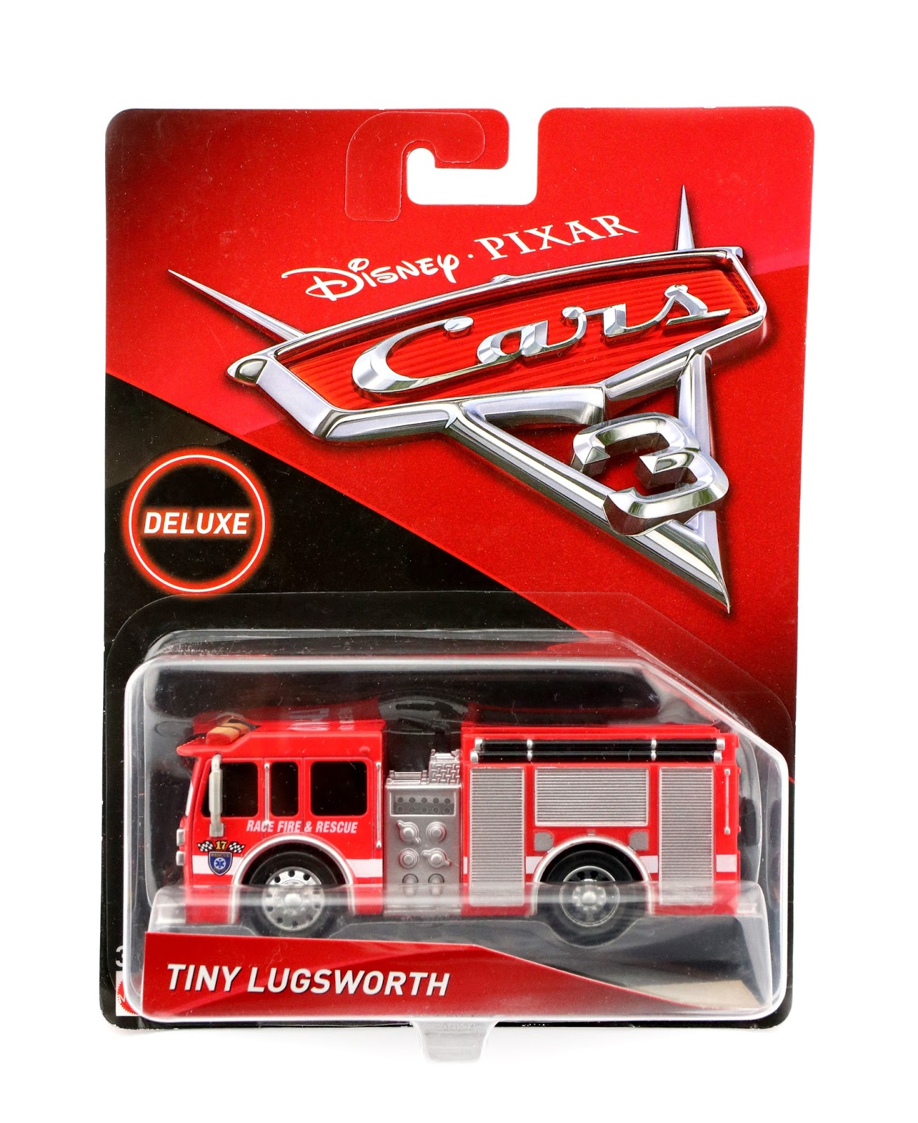 Cars 3 Tiny Lugsworth diecast