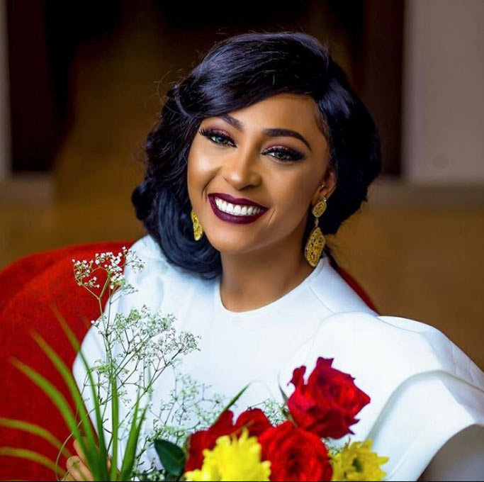 Woman who allegedly crashed Tonto Dikeh's marriage celebrates birthday