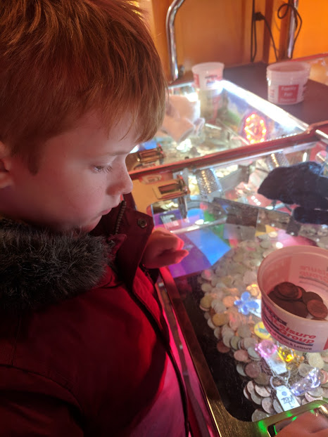 The Big Blue Hotel Blackpool | Pleasure Beach Package & Deluxe Family Room Review  - amusement arcades