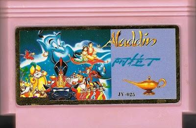 Review - Aladdin - Nintendo [Modificação]