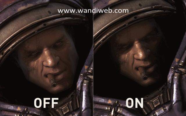 Pengertian Anti-Aliasing dan 9 Istilah Grafis Lainnya Yang Sering Ditemukan Pada Game - WandiWeb