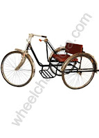 Tricycle Regular Single Hand Drive