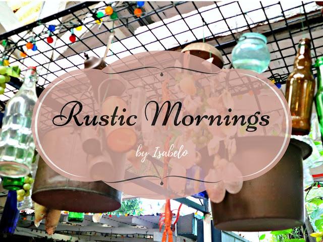 Rustic Mornings by Isabelo
