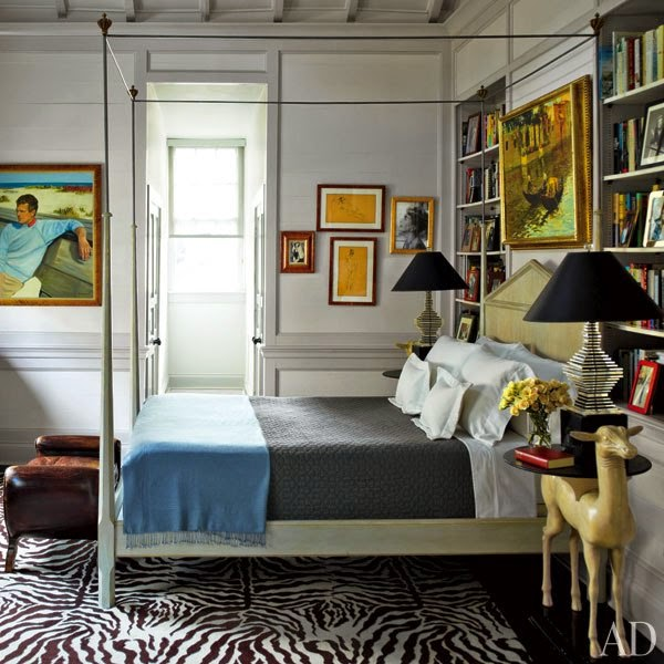 A Glamorous and Historic New Orleans Cottage by Peter Rogers