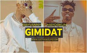 Rayvanny Ft Mayorkun – GimiDat