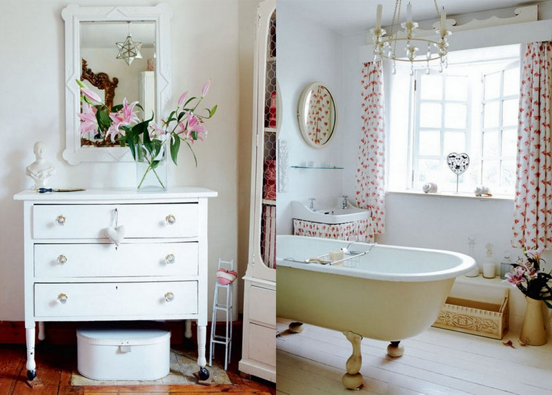 COTTAGE STYLE BATHROOM GUEST POST