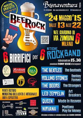 BeerRock 24 Maggio Milano
