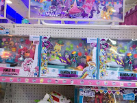 MLP Vinyl Equestria Girls Minis & Beach Sets