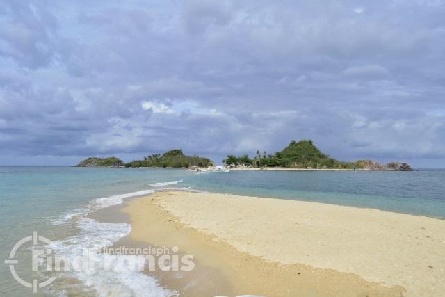 Bantigue Island Sandbar Islas de Gigantes