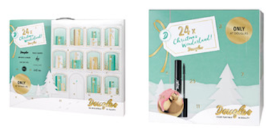 Beauty Adventskalender -  Douglas Adventskalender 2017