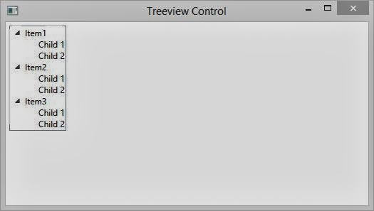 How to use Treeview and add some children in WPF XAML