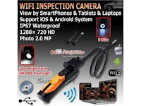 Borescope Wifi WF 200HD Murah