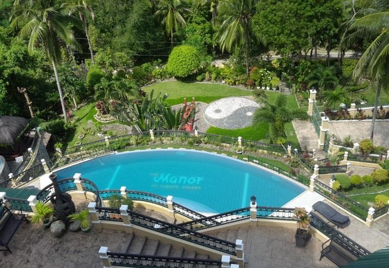 Backpacking Puerto Galera: Review: The Manor at Puerto Galera