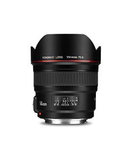 Yongnuo YN 14mm f/2.8