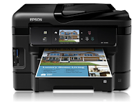 Epson WorkForce WF-3540 Drivers Free Download
