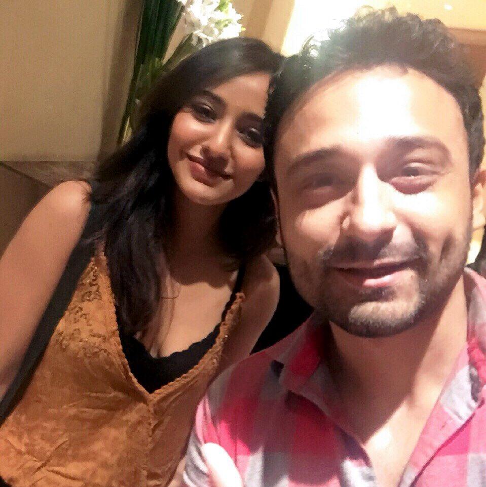 Neha Sharma Cute Selfies