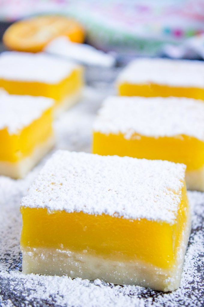 EASY LEMON BARS (LEMON SQUARES) #easyrecipes #lemon #lemonbars #bars #dessert #dessertrecipes #cake #cakerecipes