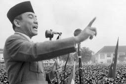 Kisah Kehebatan Soekarno di Negeri Arab