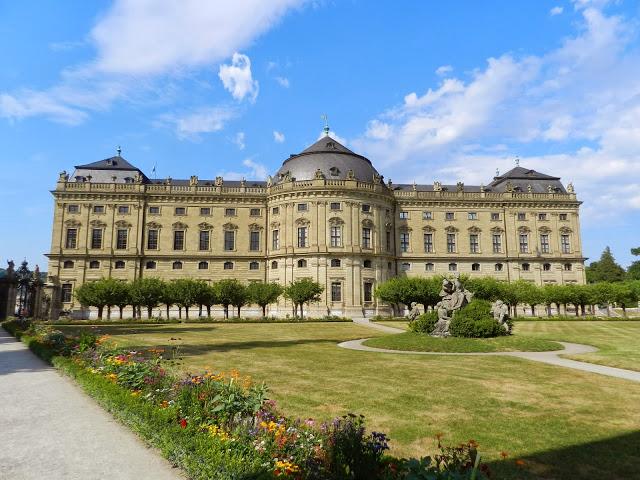 Residenz, Würzburg