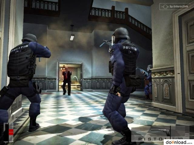 Hitman 2 Silent Assassin PC Game