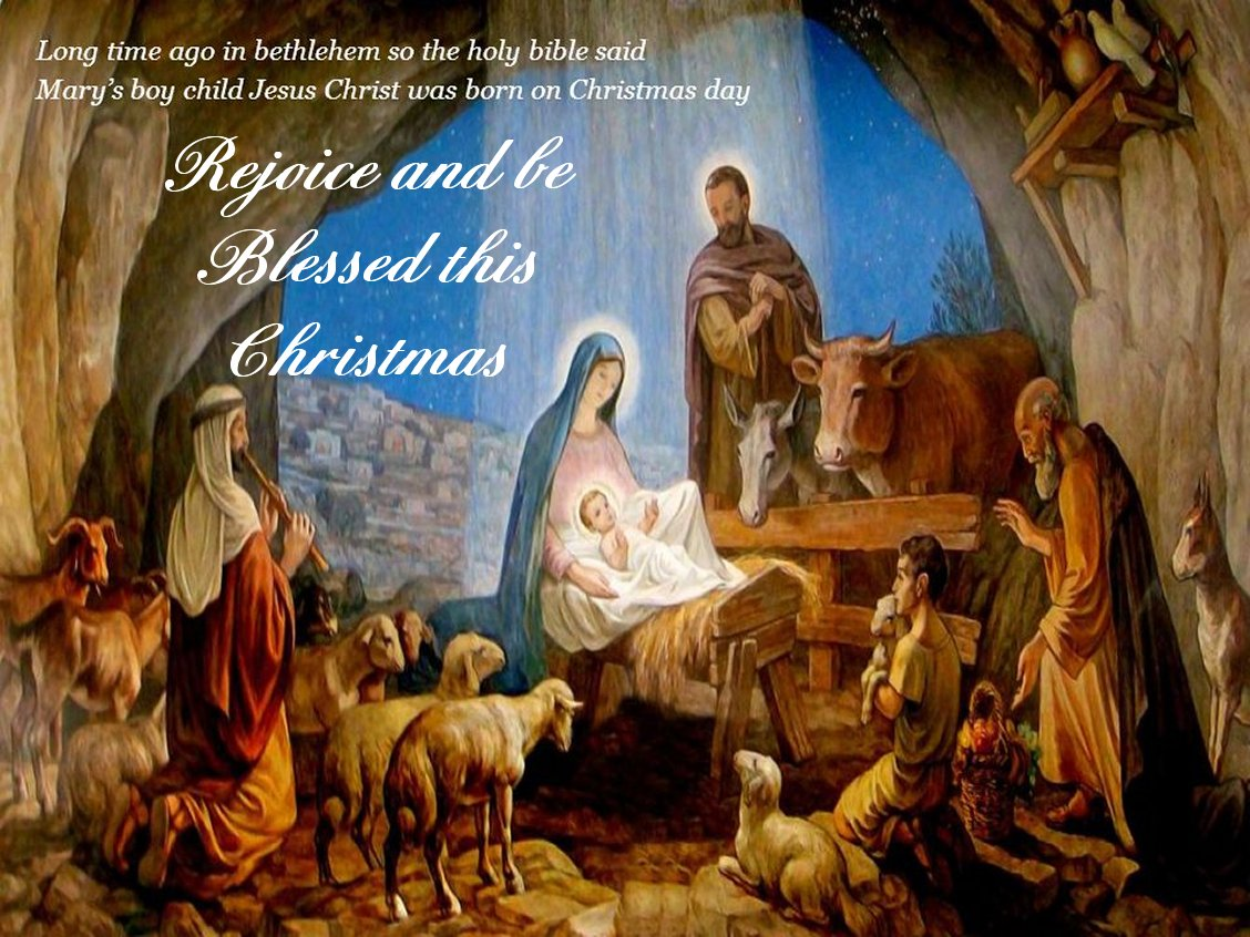 Treasures By Toni Friday Foto Friends The Christmas Story