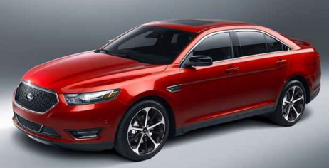 2018 Ford Taurus Redesign, Release, Price