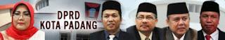 DPRD dan Walikota  Padang Bahas Rancangan Tiga Ranperda