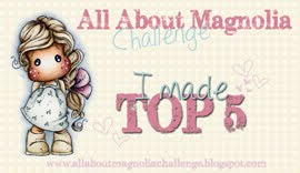 All About Magnolia Challenge #6 - Not A Card