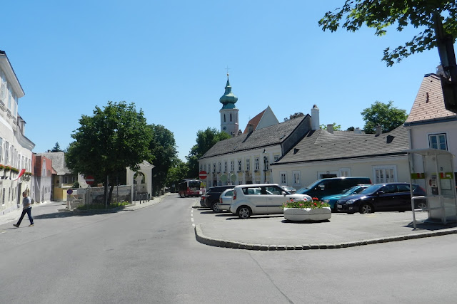 Dzielnica Grinzing