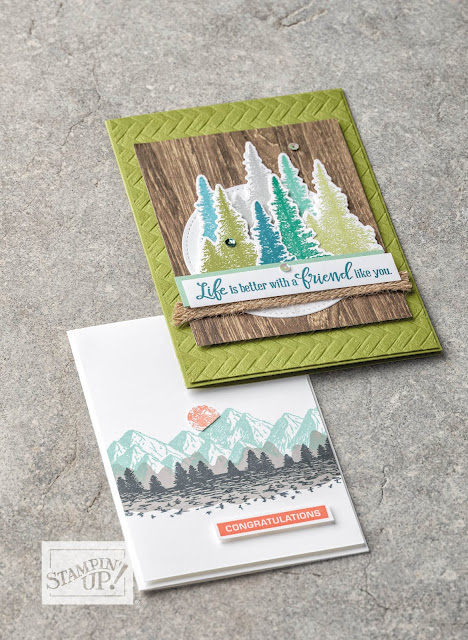 Mountain Air Bundle | item #153820 | $50.25 | Nicole Steele The Joyful Stamper