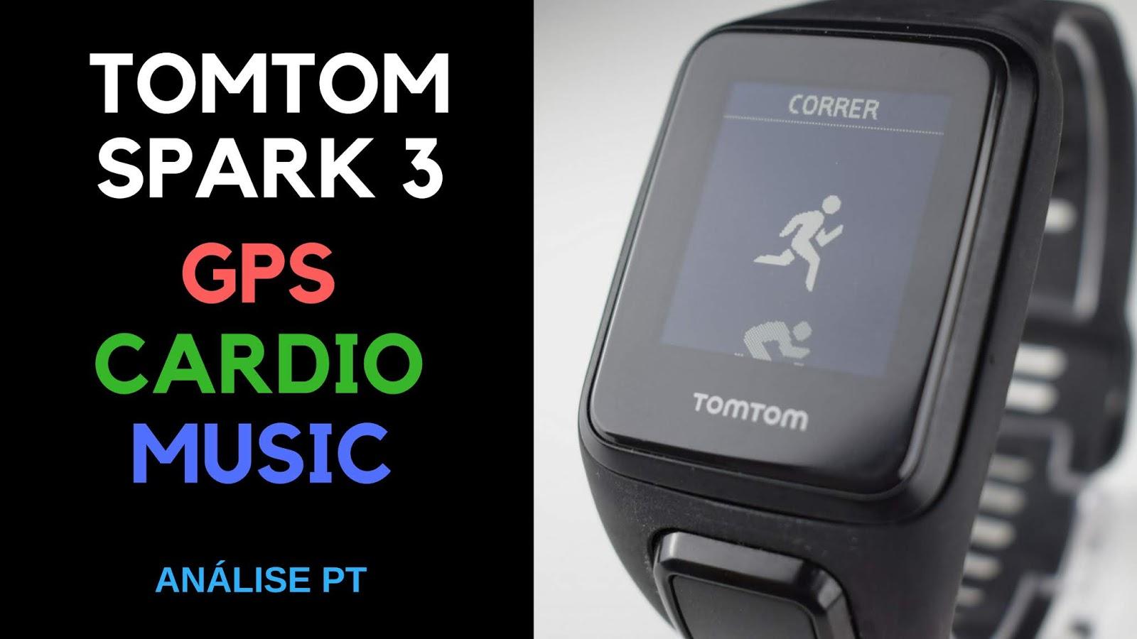 9ac5c5e69f7 A Minha Casa Digital  Relógio TomTom Spark 3 - GPS CARDIO MUSIC ...