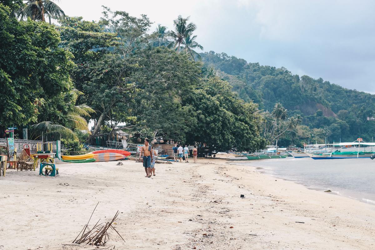 photo of Corong-corong Beach