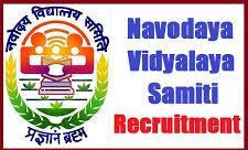 Navodaya Vidyalaya Samiti Recruitment 2016