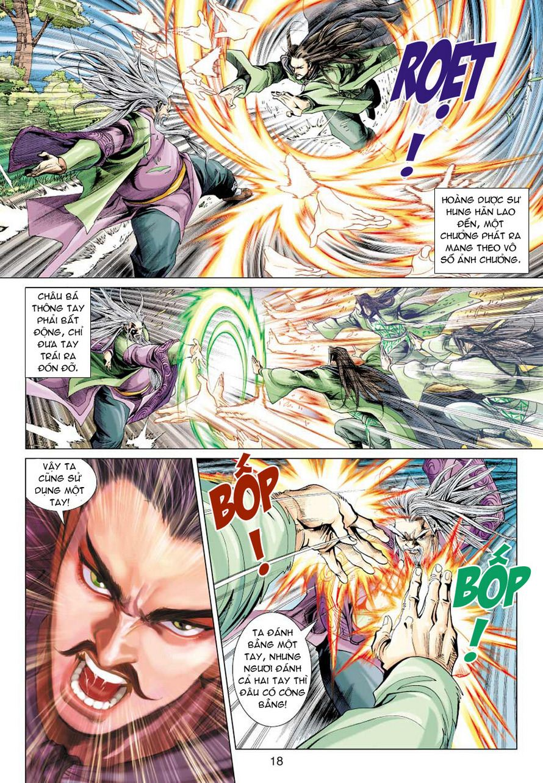 Anh Hùng Xạ Điêu anh hùng xạ đêu chap 49 trang 18